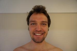 And a fresh haircut...